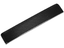 Tailgate Door Handle Cover Carbon Fibre - VW T6 2015>