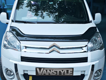 Citroen Berlingo II / Peugeot Partner 08-15 Bonnet Deflector