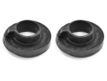 VW T5 / T6 Uprated Lower Rear Spring Cups (Matching Pair)