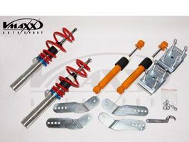 VW Caddy Damping and Height Adjustable Coilover Kit 04-15 & 15>