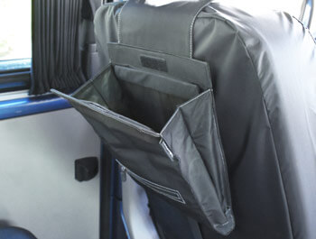 Genuine VW OE Rear Bin Storage Solution