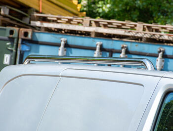 Stainless Steel Roof Bars – Dispatch / Proace / Expert 2016>