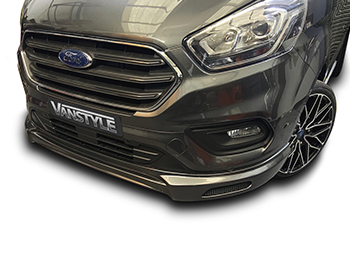 VS Sport Front Splitter - Ford Transit Custom 2018>