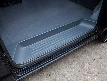 Side Load Extra Deep ABS Door Step - VW T5 & T6 03-15>