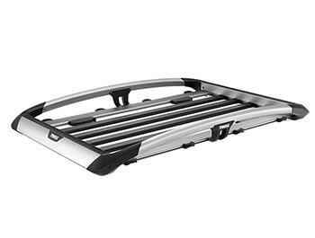 Thule Trail L - Silver Stylish Roof Basket