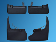 Genuine VW T5 03 - 15 Front & Rear Mud Flap Sets
