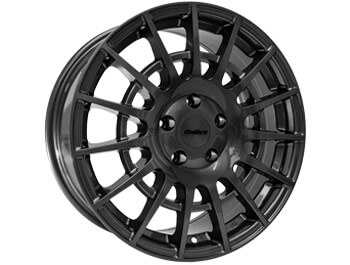 "Calibre T-Sport 18"" Gun Metal Transit Custom Wheel & Tyre"