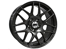 "DRC DRM Gun Metal 18"" VW T5 T6 Alloy Wheels"