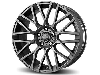 "MOMO Revenge Anthracite 20"" VW T5 T6 Wheels & Tyres"
