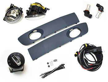 Fog Light Upgrade Kit VW T5 2010-15