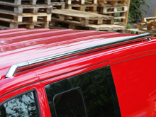 TRAX Styling Roof Bars LWB VW T5 03-15 & T6 2015>