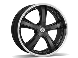 "Wolfrace Wolf RR Gun Metal 20x8.5"" 5x118 Set of 4 Wheels Vivaro"