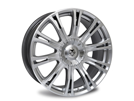 "Wolfrace Vermont Sport 20"" Wheel and Tyre Package VW T5"