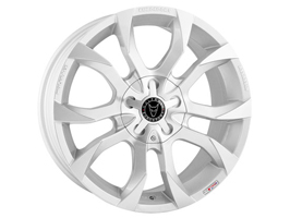 "Wolfrace Assassin 18"" Hyper Silver VW Caddy"