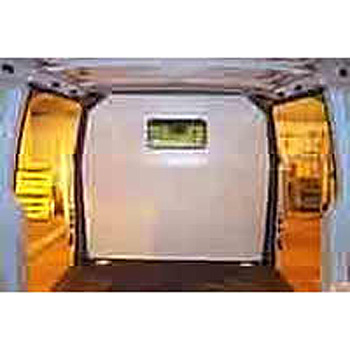 Mercedes Vito Van 1997-03 - Steel Bulkhead With Window