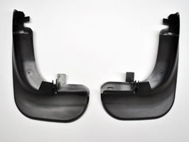 VW Caddy Genuine Volkswagen Mud Flaps 04-10 and 2010>