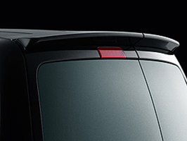VW Caddy Genuine Volkswagen Twin Door Rear Spoiler
