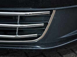 VW Caddy Lower Front Bumper Outer Trim 2010>