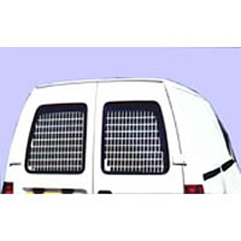 Rear Window Grilles For The New Scudo Dispatch Expert Van Feb 07
