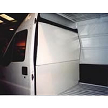 Citroen Relay Van Full Solid Bulkhead