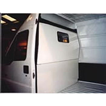 Citroen Relay Van Full Bulkhead With Window