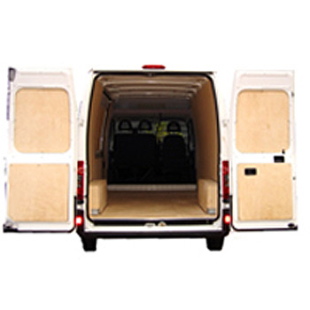Citroen Relay Ply Lining Kit For Medium Wheel Base