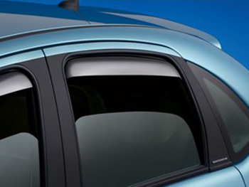 Climair Wind Deflectors REAR Picnic, 5-door, 11/1996-