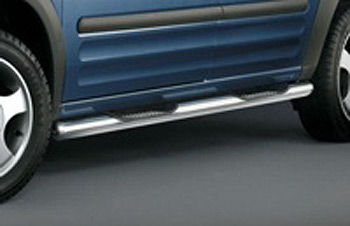 Cobra Side Bars with Integrated Step SWB Ford CONNECT 2003-