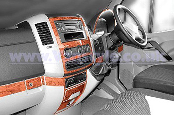 Dash Kit 14pc Full Dash VW Crafter / Sprinter 06-11 & 12> RHD