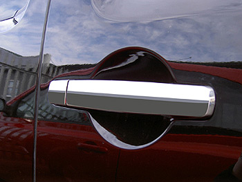 Door Handle Covers Dragon Stainless Steel D40 (4door) 661175