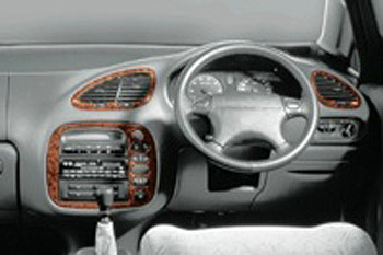 Dash Kit 8pc Galaxy-Alhambra-Sharan 06.95-05.2000 RHD