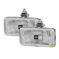 Comet 550 Rectangular Driving Lights - Pair