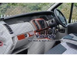 Dash Kit Lower Dash Only RHD Vivaro/Trafic/Primastar