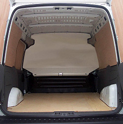 TOP Half Bulkhead SOLID For The Vauxhall Combo Van 2001-on-