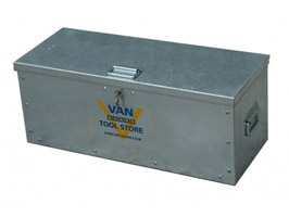 300 X 300 X 750 Steel Tool Box / Store Including Lock