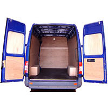 Ply Lining Mercedes Sprinter Long Wheel Base High Roof 2006 On