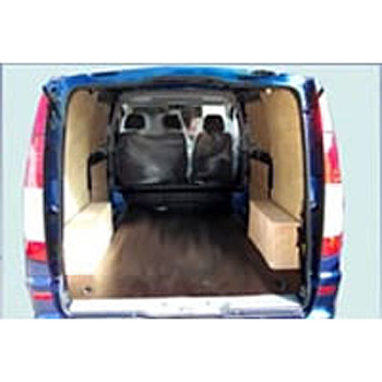 Mercedes Vito Van 2004 on COMPACT - Ply Lining Kit