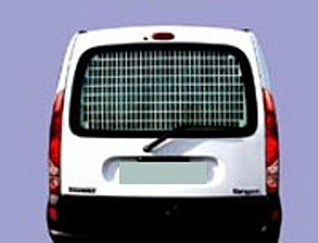 Rear Window Grille For The Fiat Scudo 2007- On