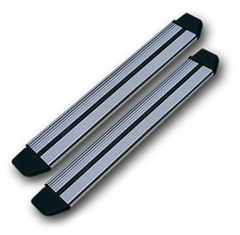 Running Boards Polish Classic Frontera Mk1-2 Estate 499