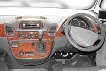 Dash Kit 29pc Sprinter 2002-06 AUTOMATIC (WITH Pass Airbag)