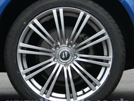 "SR1200 Superlook 18"" Wheel & Tyre Package Vivaro Trafic Primasta"