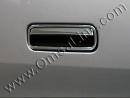 S/S Rear Handle Cover, T5 & Caravelle Facelift 2010> & VW Caddy