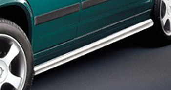 Cobra Side Bars VW Transporter T4 & Caravelle SWB