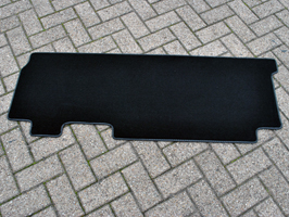 Rear Carpet Mat VW T5 Transporter and Caravelle 03-09 & 2010>