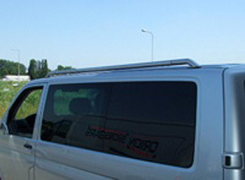 TRAX Styling Roof Bars Set - VW Transporter T5 / Caravelle