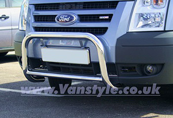 Stainless A Bar EC Approved Ford TRANSIT 2007 -