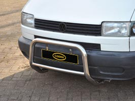 Front Protection A-Bar EC- VW Transporter T4 Short Front