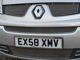 Vanstyle Sports Centre Grille, Renault Trafic, 2007-14