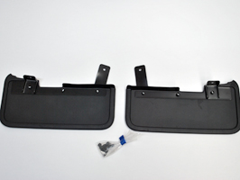 Genuine VW T5 Mud Flaps 03-09 and 2010>