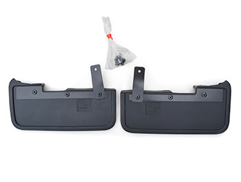 Genuine VW T6 15> Front Mud Flaps